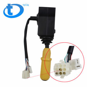 For Jcb Part No 701 21201 Forward Reverse Column Switch New
