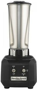 Hamilton Beach Hbb250sr Commercial Rio Bar Blender With 32 ounce Container