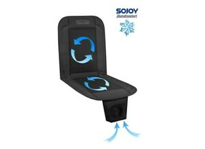 Universal Comfortable Breathable Cooling Car Seat Fan Cooler Cushion 12v