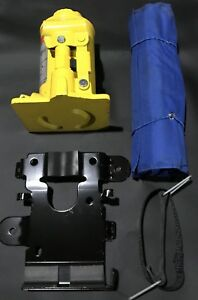 New Oem Ford 4 Ton Hydraulic Bottle Jack With Extras Super Duty F150 Truck Van