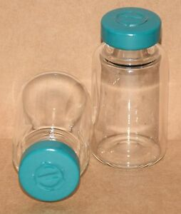 10 Ml Bb Clear Sterile Vial With Turquoise Center Tear Seal Qty 50