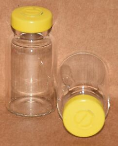 10 Ml Bb Clear Sterile Vial With Yellow Center Tear Seal Qty 50