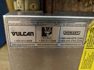 Vulcan Commercial Frensxh Top Convection Oven