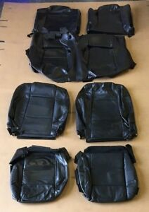 05 09 Ford Mustang Coupe Factory Leather Cover Seats