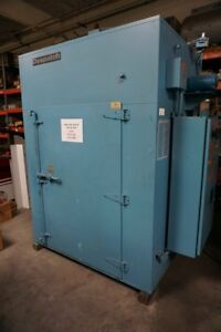 Despatch Industrial Batch Oven 52 Cu Ft Up To 500f 2000 Class A
