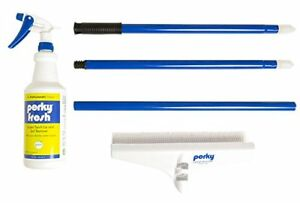Groom Industries Cs39qtrake Perky Carpet Rake With Fresh Touch Up