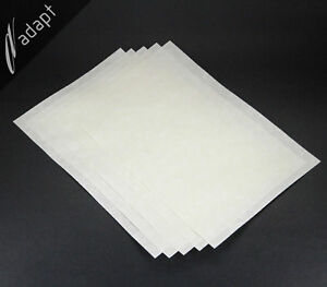 Nomex 410 Insulation Paper 30 Mil Thick 5 Each 8 x12 Sheets Aramid Electrical