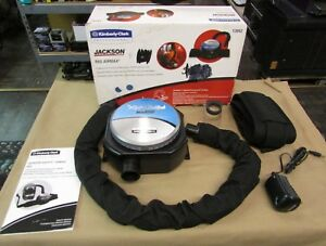 Jackson Safety Airmax Powered Air Purifying Respirator System R60 Read Descriptn