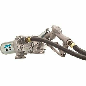 Gpi 110000 107 Electric Fuel Transfer Pump