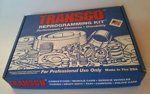 Aod Hp Transgo Reprogramming Shift Kit New