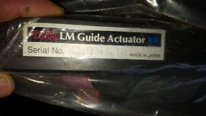 Thk Linear Motion Guide Actuator Kr3310a 600l0 0x0 New Sealed Package