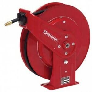 Reelcraft Pw7650 Ohp 3 8 X 50 4500 Psi Pressure Washer Hose Reel