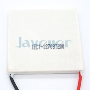 Thermoelectric Generator Tec1 12708t200 Seebeck Power Generation Element