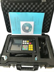 Ultrasonic Flaw Detector Tfd800c With Metal Housing And Dac avg tcg a b Scan aws