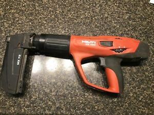 Hilti Dx 460 With Mx72 Attachment