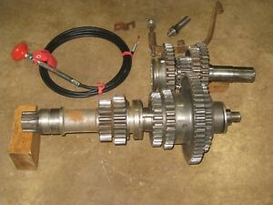 Complete M W 9 Speed Transmission Gear Set Ih Farmall M Ready To Install