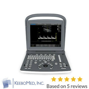 Chison Eco2vet 15 Led Advanced Pulse Wave Ultrasound With One Probe Of Choice