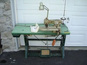 Union Special 37500 Blindstitch Sewing Machine Works Great