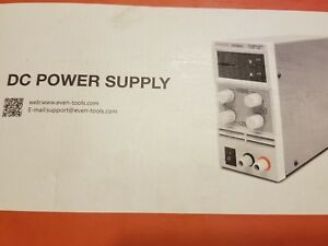 Dc Power Supply Variable Eventek Kps305d Adjustable Switching Regulated