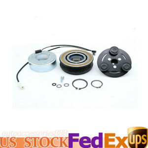 Air Conditioner Compressor Clutch Kit For 2004 2005 2006 2007 2008 2009 Mazda 3