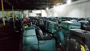 70 Pc rider Floor Scrubbers Nobles Nss Advance Tom cat Factory Cat