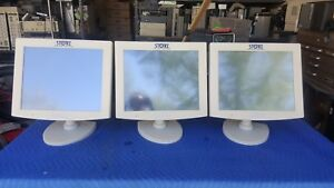 3 Karl Storz V3c sx19 r110 Video Endoscopy Display Monitors