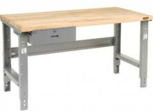 72 W X 36 D Shop Top Square Edge With Drawer
