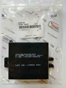 New Genuine Oem Kioti T2185 69875 Unit Display For Ck Dk And Ds Tractors