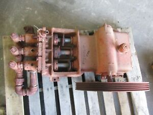 Triplex Pump 7281021j No Tag Used