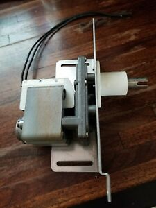 Hoshizaki Dcm 450bae Ice Machine Dispenser Gear Motor 4a0620a01 Gn6 005a