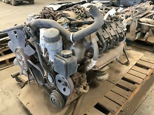 2002 Clk55 Amg Takeout Engine And 5 Speed Auto Transmission