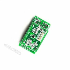 10 525ghz 8 15m Radar Sensor Switch Doppler Radar Microwave Sensor Module Ix