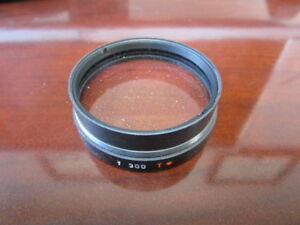 Carl Zeiss F 300 T Surgical Microscope Objective Lens