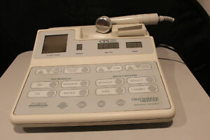 Chattanooga Forte 400 Cps Eletrotherapy Ultrasound Chiropractor Therapy System
