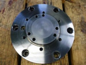 15 Lathe Chuck Adapter Plate A1 11 Spindle Mount loc39