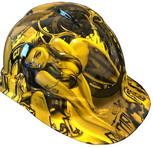 Hard Hat Ridgeline Standard Yellow Wonder Woman W Free Brb Customs T shirt