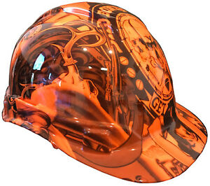 Hard Hat Ridgeline Standard Orange Wonder Woman W Free Brb Customs T shirt
