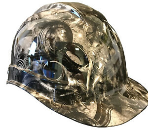 Hard Hat Ridgeline Standard White Turbo And Piston W Free Brb Customs T shirt