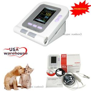 Digital Vet Veterinary Blood Pressure Monitor bp Cuff For Dog cat pets Probe