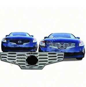 For Nissan Altima Coupe 2008 2009 Promaxx Chrome Main Grille Iwcgi 63
