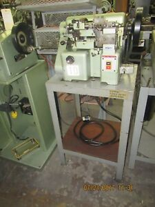 Ombi Double Curb Rope Chain Machine