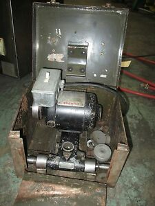 Dumore Lathe Toolpost Grinder Model 44 Look