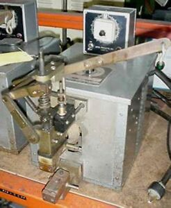 Joyal Model 2 2 Kvadk Resistance Spot Welder Great Condition