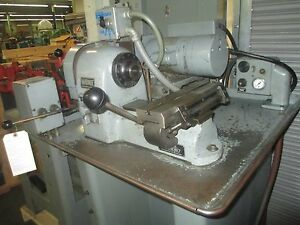 Hardinge Bench Model Precision Speed Lathe model Hsl 59 Well Equipped