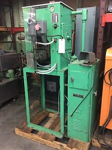 Taylor winfield Model Sb 6 20 Air Operated Floor Model Spot Welder