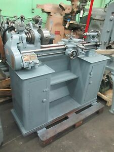 South Bend 9 X 28 Precision Lathe Model Cl744a Well Equipped Chucks Collets