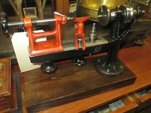 Antique Goodell pratt Number 29 1 2 Polishing Jeweler s Lathe