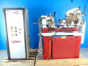 Gudel 3d Pantograph Engraving Reproduction Copy Milling System New 1993