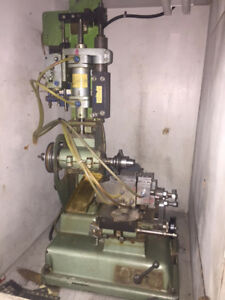 Robert Speck germany Tube And Part Cutoff Saw Mill
