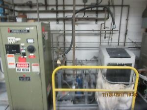 Vip Inductotherm Power trak 35 pt 96 Induction Melting Machine 35 Kw Furnace